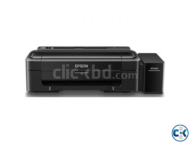 Epson L130 Ink Tank System Printer | ClickBD large image 0
