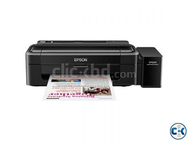 Epson L130 Ink Tank System Printer | ClickBD large image 1