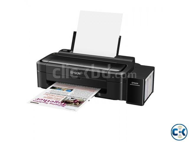 Epson L130 Ink Tank System Printer | ClickBD large image 2