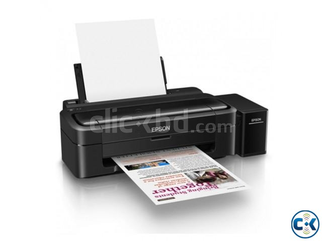 Epson L130 Ink Tank System Printer | ClickBD large image 3