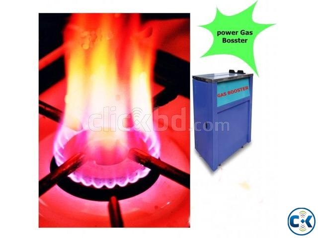 Power Gas Booster | ClickBD large image 0
