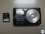 Sony Cybershot Camera 12.1 megapixel