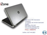 Hp Core i5 6th Gen 8GB Ram 2TB HDD
