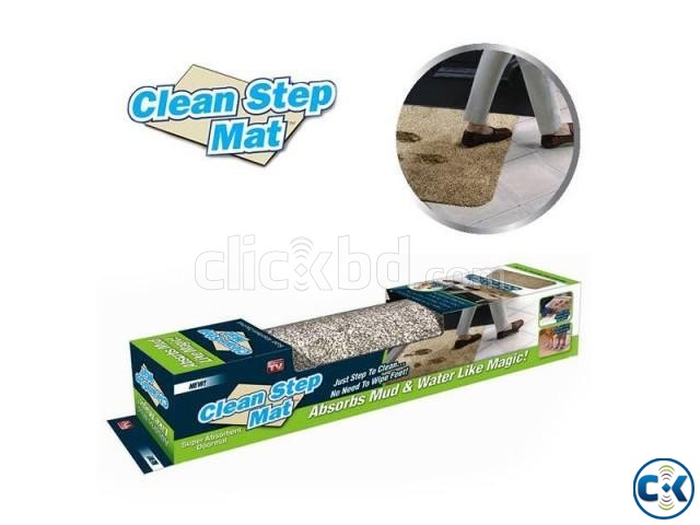 Clean Step Mat | ClickBD large image 0