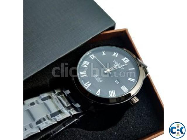 Tissot 1853 Watch or Tissot Replica Wrist Watch | ClickBD large image 0