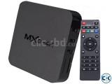 MXQ 4k Android TV Box