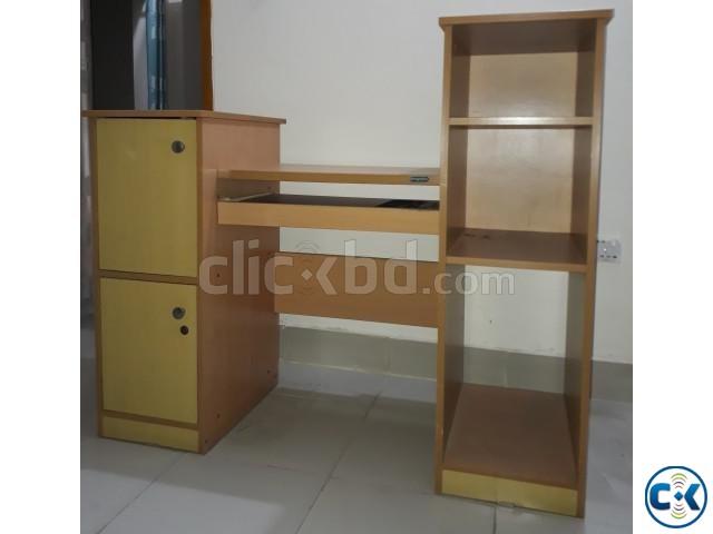Otobi Computer Table | ClickBD large image 0