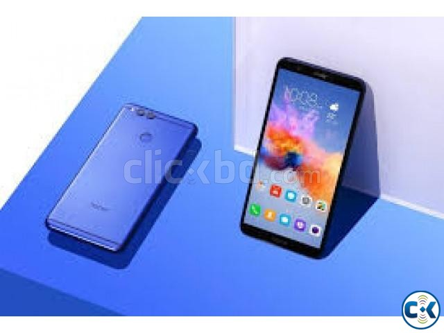 Brand New Huawei Honor 7X 64GB Sealed Pack 3 Yr Warranty | ClickBD large image 1