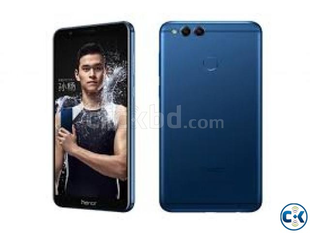 Brand New Huawei Honor 7X 32GB Sealed Pack 3 Yr Warranty | ClickBD large image 1