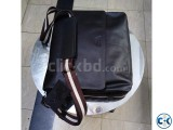 Polo Origin Leather Bag