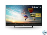 Sony Bravia 43 inch X7000E 4K SMART TV