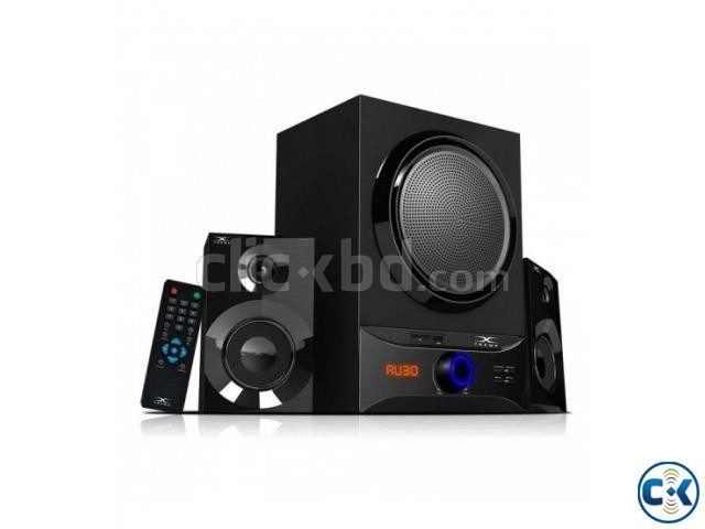 X-TREME E209BU--2.1 WIRLESS BLUTOOTH SPEAKER. | ClickBD large image 0
