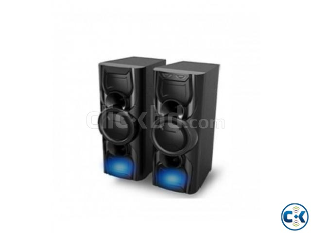 X-TREME E510BU--2.1 TOWER WIRLESS BLUTOOTH SPEAKER | ClickBD large image 0
