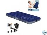 Single Air Bed Free Air Pumper
