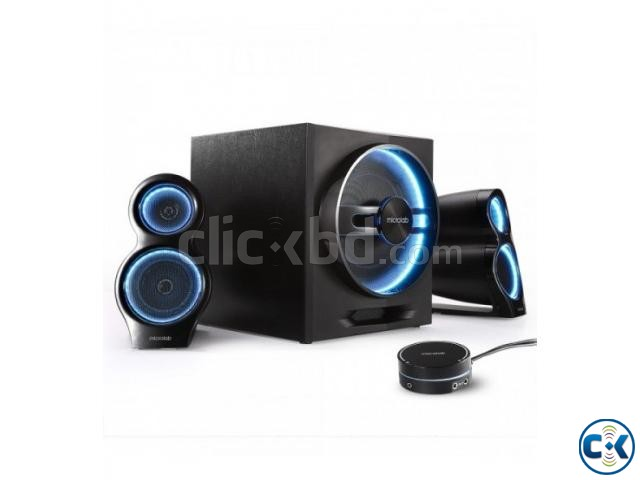 MICROLAB T10 2.1 GAMING SPEAKER | ClickBD large image 0