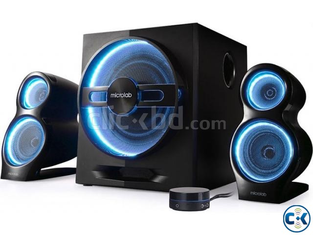 MICROLAB T10 2.1 GAMING SPEAKER | ClickBD large image 1