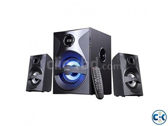 F D F380X 2.1 MULTIMEDIA BLUTOOTH SPEAKER | ClickBD large image 0