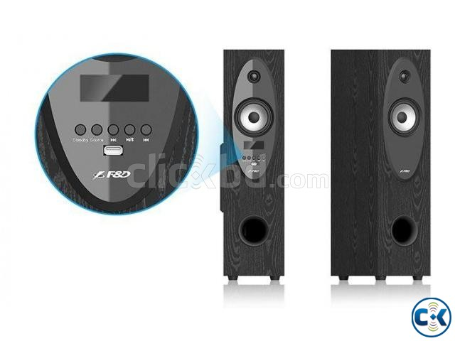 F D T30X Bluetooth 2.0 Tower Speaker | ClickBD large image 0