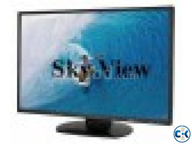 Sky View 60 Inch Ultra HD Picture USB HDMI LED Television | ClickBD large image 2