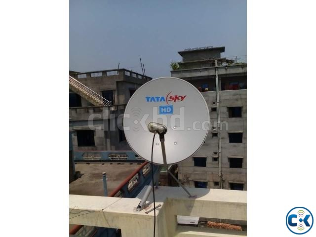 TATA SKY DISH TV AIRTEL HD FULL SETUP | ClickBD large image 0