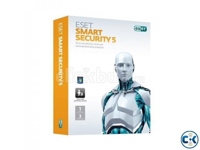 ESET Smart Security for 3 User | ClickBD large image 0