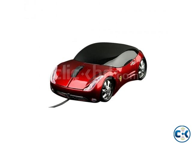 Car Shape USB Mouse | ClickBD large image 0