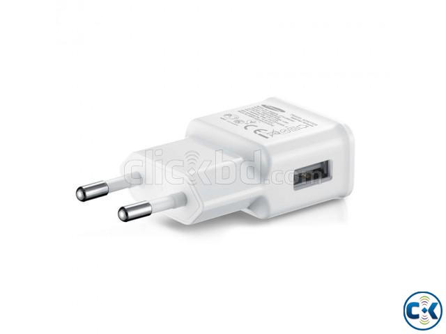 Samsung Travel Charger with USB Cable | ClickBD large image 0
