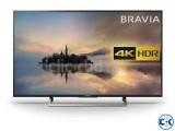 Sony Bravia X7000E 49