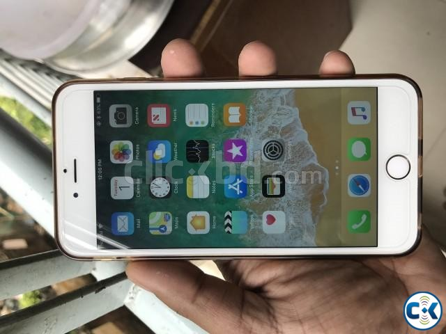 iPhone 6 Plus Gold 64gb gevey unlocked | ClickBD large image 0