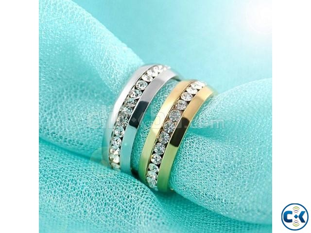 Couple Stainless Steel Finger Ring | ClickBD large image 0