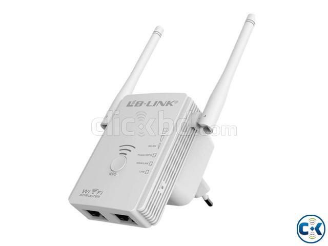 LB-Link 300 MBPS Wifi Range Extender | ClickBD large image 0
