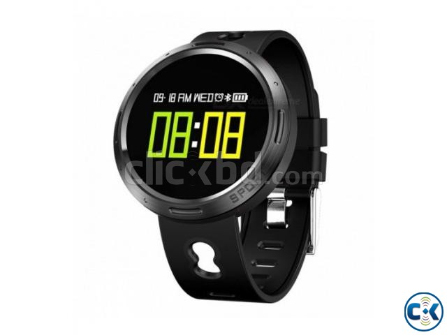 X9VO Smart Watch Heart Rate Blood Pressure Monitor Water-pro | ClickBD large image 0