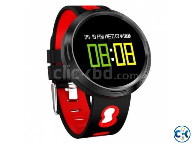 X9VO Smart Watch Heart Rate Blood Pressure Monitor Water-pro | ClickBD large image 1