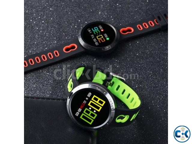 X9VO Smart Watch Heart Rate Blood Pressure Monitor Water-pro | ClickBD large image 2