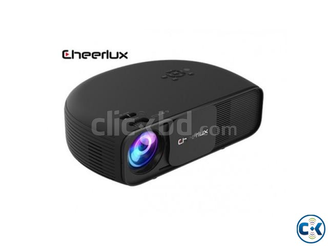 Cheerlux CL760 3200 Lumens Projector with Built-In TV Card | ClickBD large image 0