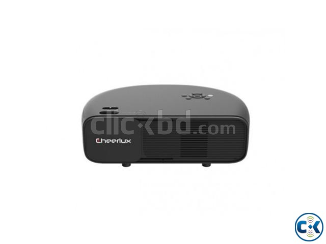 Cheerlux CL760 3200 Lumens Projector with Built-In TV Card | ClickBD large image 2