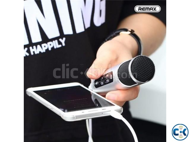 REMAX K02 NOISE CANCELING MICROPHONE | ClickBD large image 3