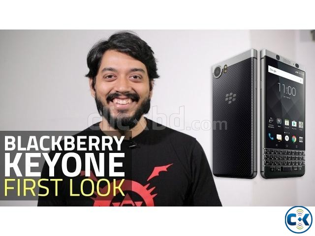 Brand New BlackBerry KEYone Sealed Pack With 3 Yr Warranty | ClickBD large image 2