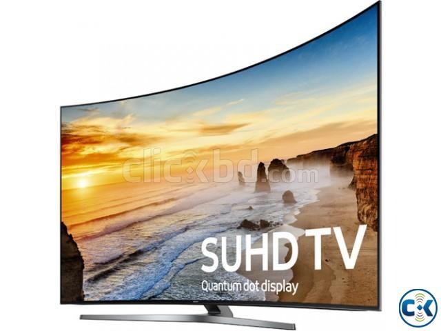 SAMSUNG 78KS9500 SUHD HDR 4K CURVED SMART TV | ClickBD large image 0