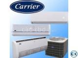 Carrier Brand New 2 Ton Split Type AC 100% Original & Intact