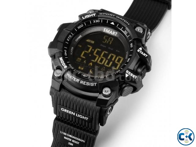 EX16 Bluetooth Smart Watch in BD | ClickBD large image 0