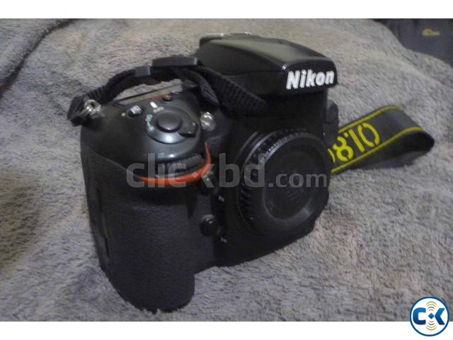 Nikon D810 body only | ClickBD large image 2