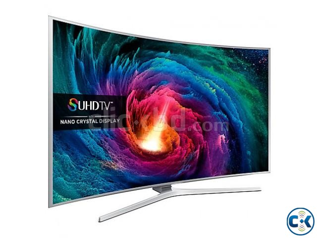 SAMSUNG 55JS9000 SUHD 3D 4K HDR CURVED | ClickBD large image 1