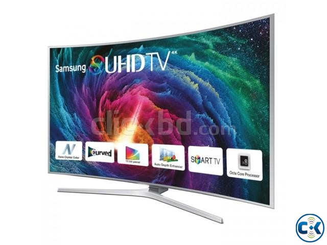 SAMSUNG 55JS9000 SUHD 3D 4K HDR CURVED | ClickBD large image 3