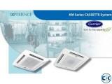CARRIER 3 TON CASSETTE TYPE ORIGINAL AC