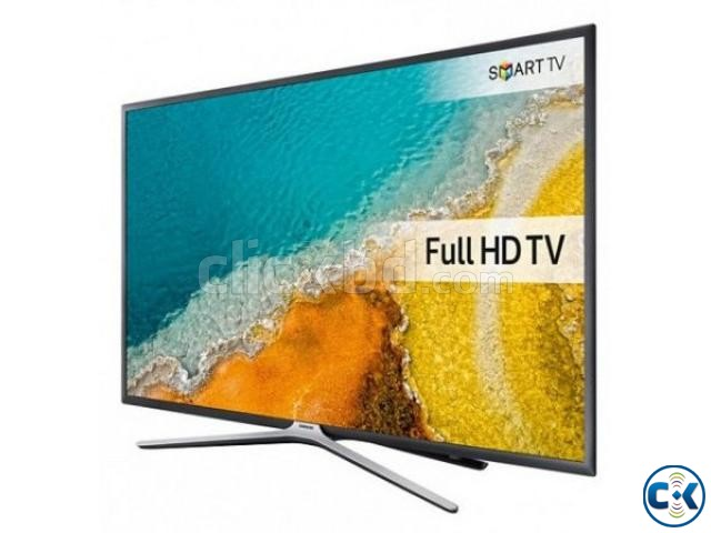 43 FHD Flat Smart TV K5500 Series 5 samsung new | ClickBD large image 0