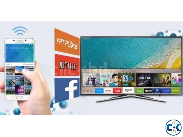 43 FHD Flat Smart TV K5500 Series 5 samsung new | ClickBD large image 1