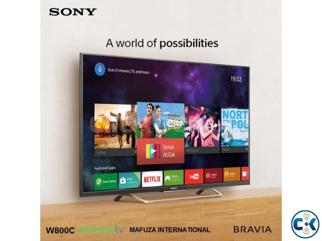 Sony Bravia 50 Smart Android 3D TV | ClickBD large image 0