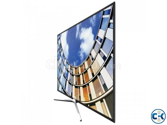 Samsung M5500 43 Inch Flat Full HD Wi-Fi Smart Tv | ClickBD large image 0
