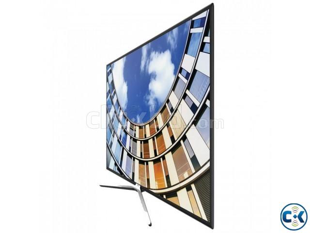 Samsung M5500 43 Inch Flat Full HD Wi-Fi Smart Tv | ClickBD large image 1